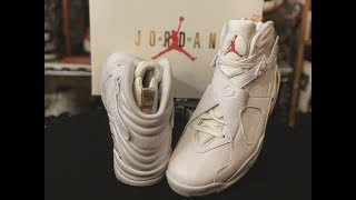 White 🦉OVO 8 AKA: #GREAT🎱s REVIEW & ON FEET!