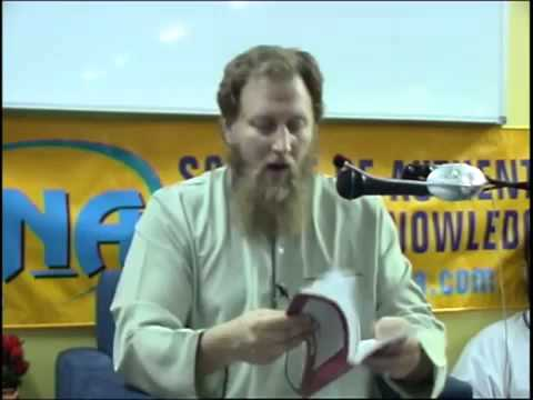 The Passion of Jesus (Son of Mary) - Talk by Abdur Raheem Green