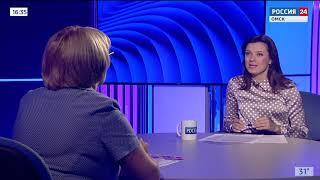 «Актуальное интервью» с Ольгой Ступичевой