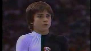 Oksana Chusovitina VT 1990 Goodwill Games EF