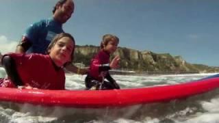 Surf para niños