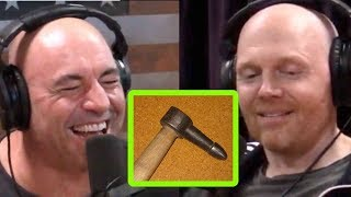 Bill Burr's Hilarious Construction Job Story - Joe Rogan