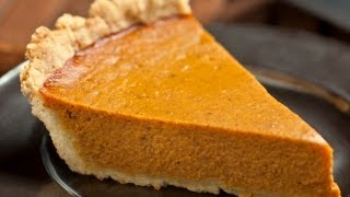 How to Make an Easy Pumpkin Pie - The Easiest Way