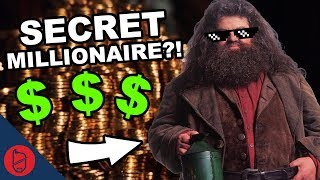 Is Hagrid Secretly A Millionaire!? | Harry Potter Theory