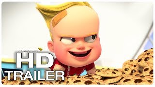 """THE BOSS BABY: BACK IN BUSINESS """"Crazy Cookie Baby"""" Clip + Trailer (2018)"""