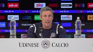 Conferenza Mister Gotti   Pre Udinese Bologna   07:05:2021