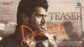 Dear Comrade Telugu Teaser