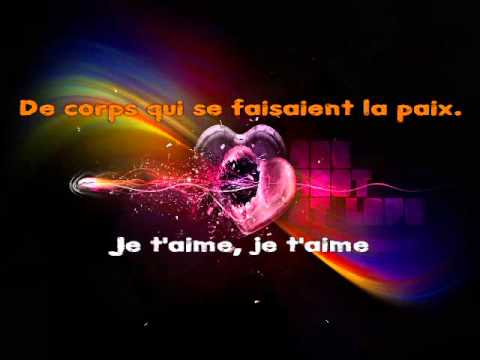 Lara Fabian-Je t'aime - Karaoké