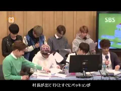 150413 @컬투쇼 EXO コント 「超能力」 【日本語字幕】