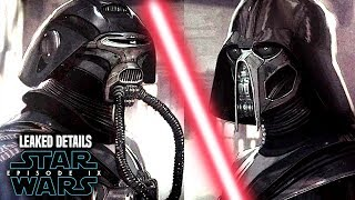 Star Wars Episode 9 Kylo Ren's New Mask! Leaked Details & Potential Spoilers