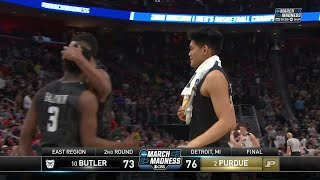 Purdue Boilermakers vs. Butler Bulldogs: Game Highlights