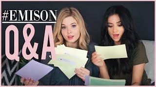 Emison Q&A Pt. 1 with Sasha Pieterse!   Shay Talk