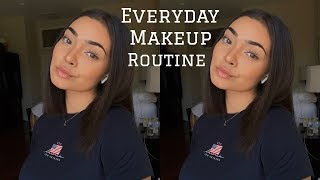 NATURAL GLOWY EVERYDAY MAKEUP ROUTINE