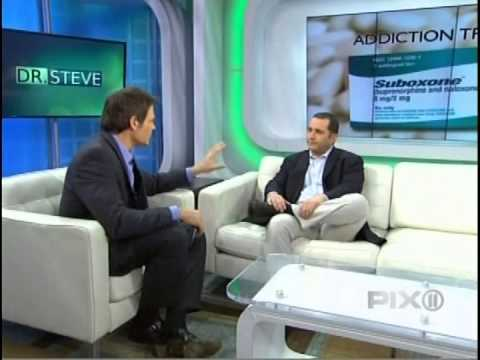 Dr. Stuart Kloda Discusses Suboxone Treatment On The Dr. Steve Show in NYC
