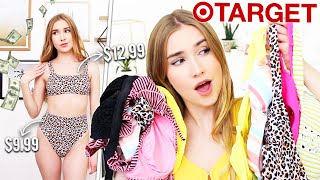 Trying TARGET Swimsuits !! | Affordable but how's the quality ??