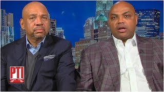 Lakers won't make NBA playoffs because of Magic Johnson - Charles Barkley l Pardon the Interruption