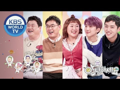 Guests : Kim Junhyun, Park Youngjin, Lee Sooji, Hui & Hongseok[Hello Counselor/ENG, THA/2019.01.14]