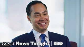 Julián Castro Thinks His Path To The Nomination Is Through Nevada And Texas (HBO)