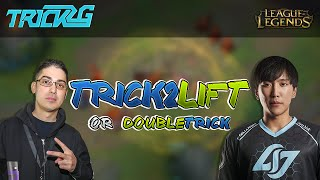 Trick2G - Dual Montage w/ DoubleLift