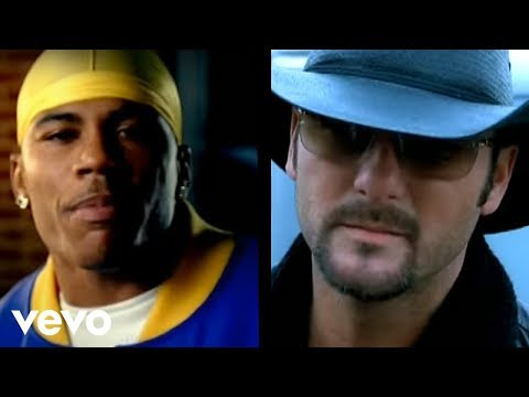 Nelly - Over And Over ft. Tim McGraw (Official Music Video)