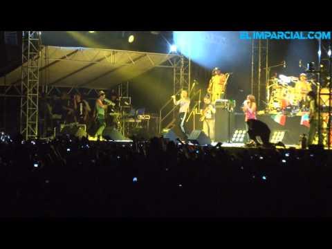 Se presenta Calle 13 en Fiestas del Pitic 2012