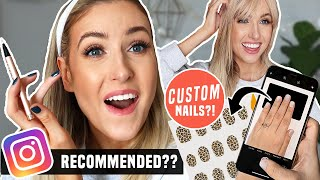 I Bought The First Things INSTAGRAM RECOMMENDED to Me!
