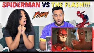 """""""SPIDER-MAN vs. THE FLASH 