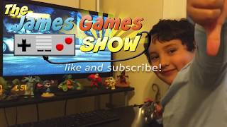 The James Games Show! episode 6: burnout paradise remastered