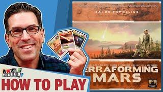 Terraforming Mars - How To Play