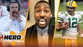Rodgers needs to capitalize on GB Super Bowl window; talks Urban's Jags — Jennings | NFL | THE HERD