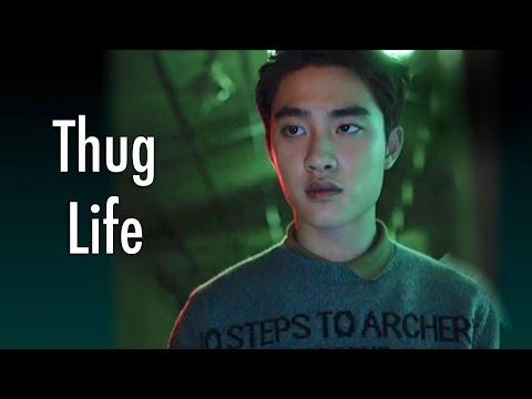 EXO D.O Thug Life Moment