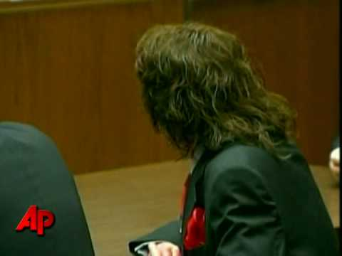 Raw Video: Phil Spector Convicted