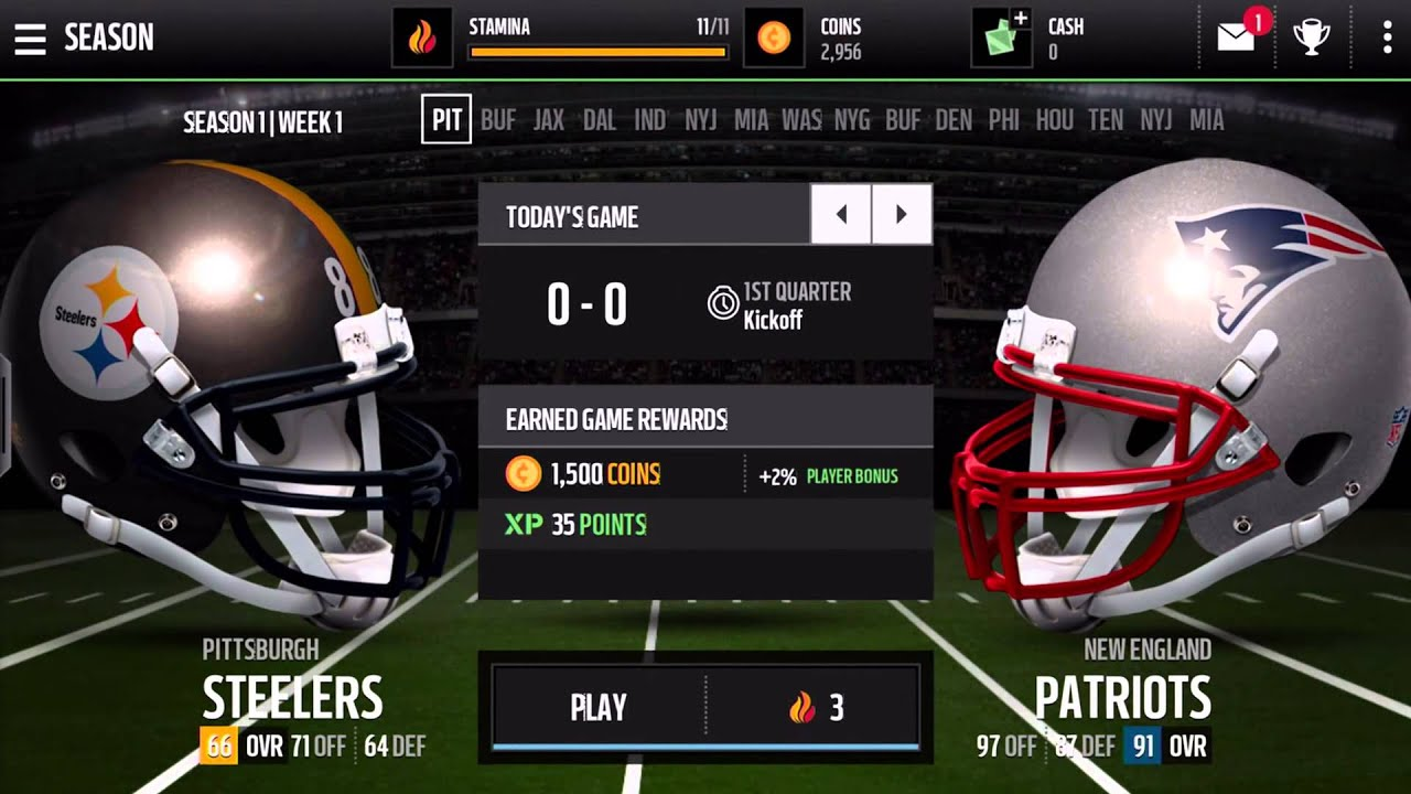 Play Madden NFL Mobile on PC 2