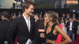 Ansel Elgort Lost His Virginity While Listening to a Ne-Yo Album
