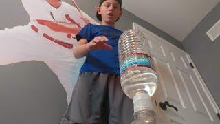 Water Bottle Flip Trick Shots 4 | Trick Fusion