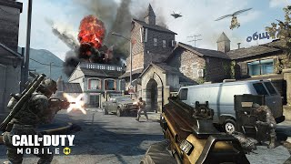 Call of Duty mobilized on Android and iOS