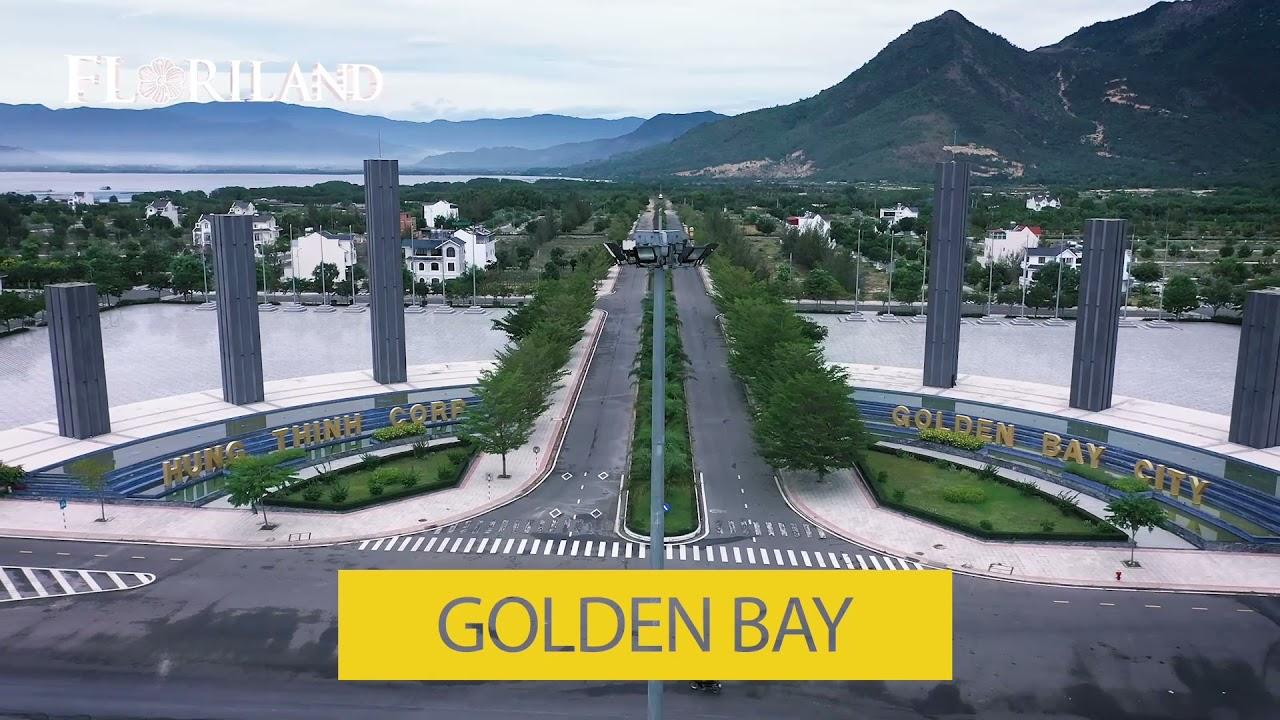Bán nền F2 view công viên GoldenBay 602, giá 20 triệu/m2 video