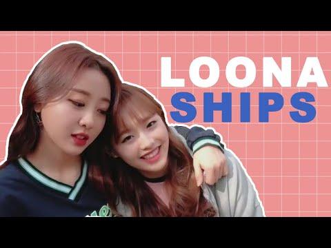 Loona Ships