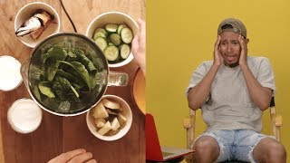 OMK! Ellen's Favorite Food Critic Is Back with More Outrageous Food Reviews!