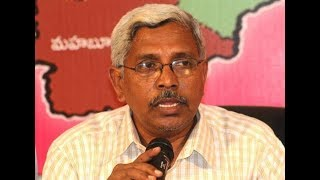 LIVE: TJS chief, Prof. Kodandaram press meet..