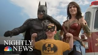 Iowa Town Celebrates Life Of Young Boy Who Touched Hearts With Last Wishes | NBC Nightly News