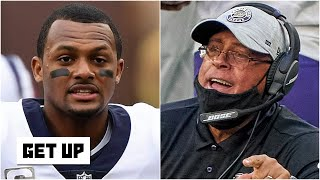 Texans coach David Culley can't convince Deshaun Watson to stay - Damien Woody | Get Up