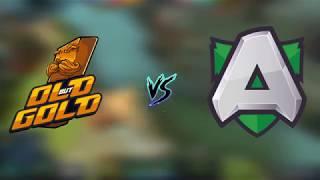 обзор игры gOLD vs Alliance