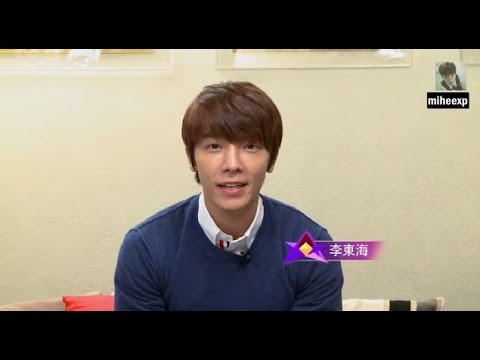 [ENG SUB] 150116 NowTV - Donghae's interview for