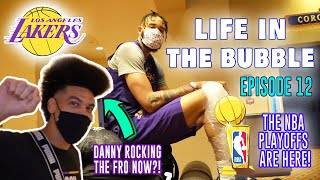 Life in the Bubble - Ep. 12: Heading to the NBA Playoffs! | JaVale McGee Vlogs