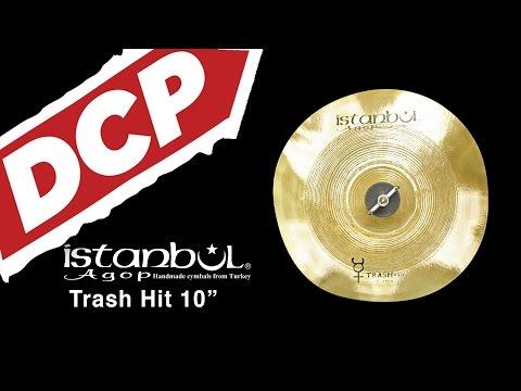 "Istanbul Trash Hit 10"" Cymbal"