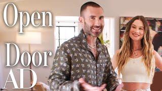 Inside Adam Levine & Behati Prinsloo's Serene L.A. Home | Open Door | Architectural Digest