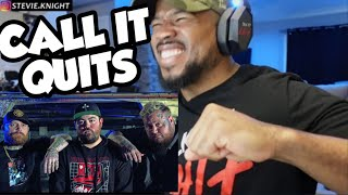 CRYPT x JELLY ROLL x ADAM CALHOUN - CALL IT QUITS - AYE, CRYPT SHOWED UP! -  REACTION
