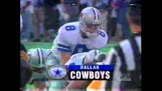 1994 NFL on FOX Promo (Week 5: Cowboys vs. Redskins)