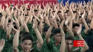 BƯỚC CHÂN NGƯỜI CHIẾN SĨ LỮ ĐOÀN | CHÚNG TÔI LÀ CHIẾN SĨ | FULL HD | 05/08/2016